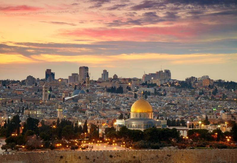 ערב ותיקים ליום ירושלים