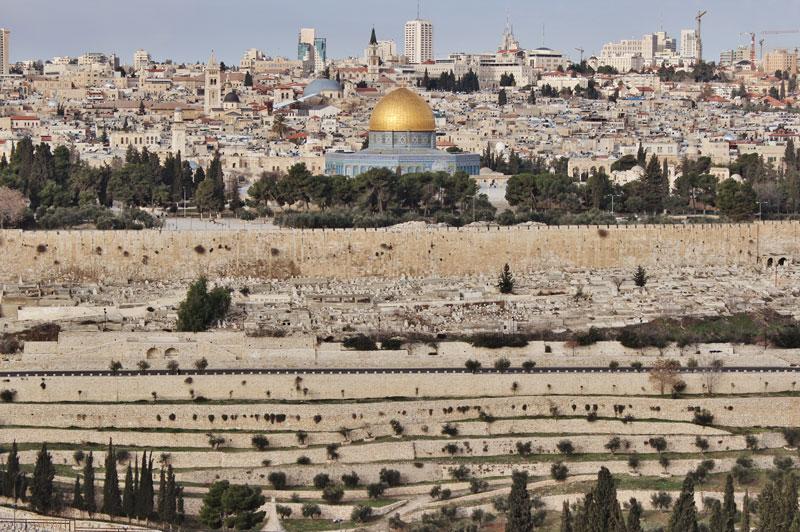 סיור לירושלים