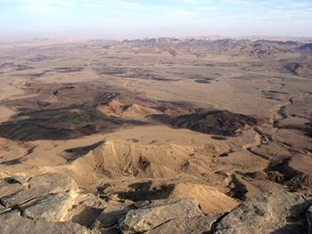 סיור קהילה מטיילת לערבה