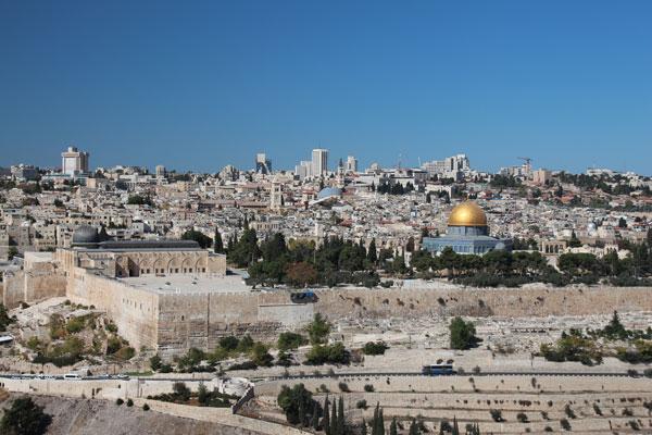 סיור קהילה מטיילת לעיר העתיקה בירושלים