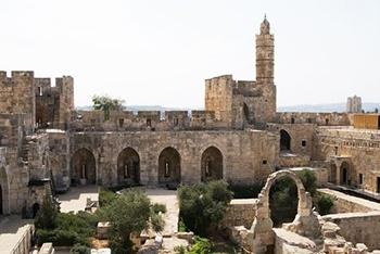 """קהילה מטיילת - סיור אחה""""צ לירושלים"""