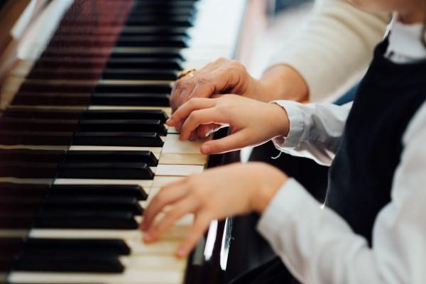 קונצרט פסנתר ואורגנית